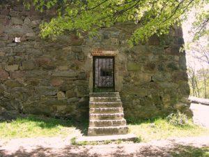 Blockhouse Entrance